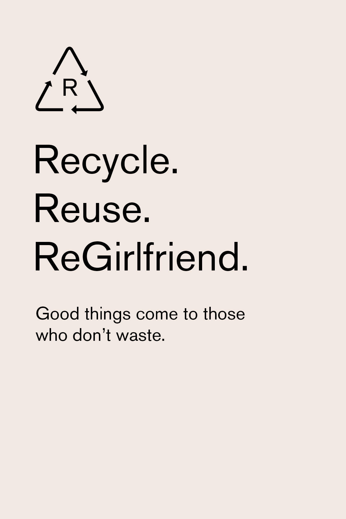 Activewear Industry First: Sustainable Activewear Brand Girlfriend Collective Launches  New Recycle.Reuse.ReGirlfriend.