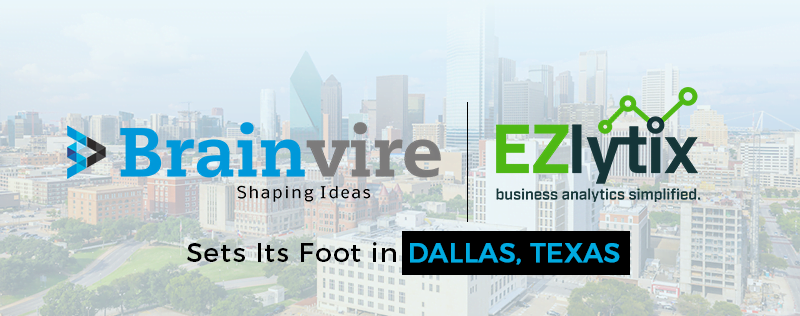 Brainvire Infotech Inc. Sets Its Foot in Dallas, Texas