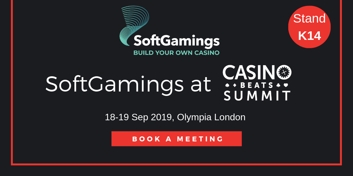 SoftGamings is at CasinoBeats Summit
