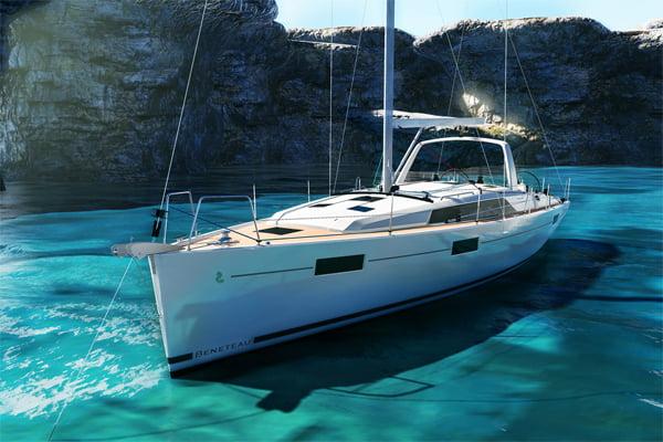 Bénéteau's Award-Winning Oceanis 46.1 Sailboat to Break Waves in the Philippines Soon