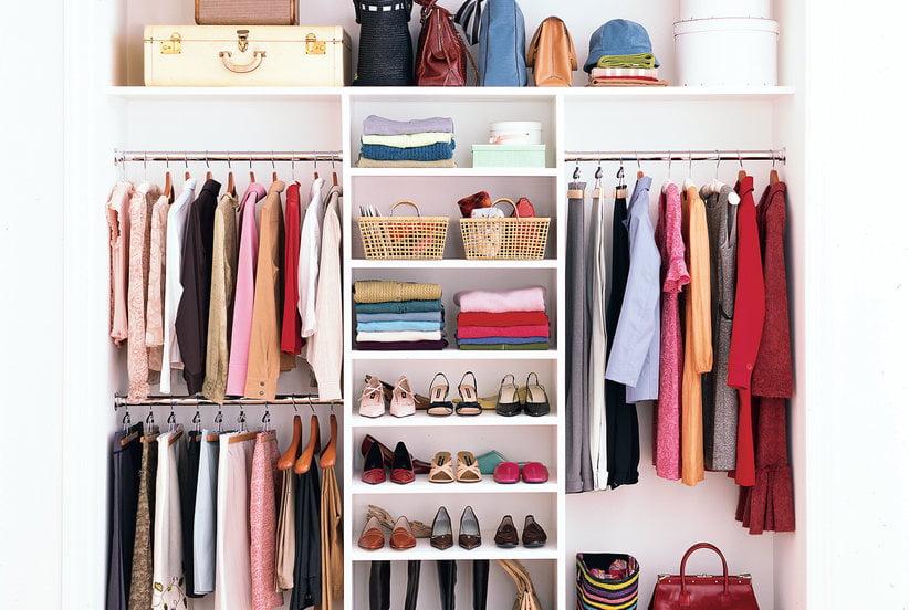 Det viktigaste i vår klädkammare