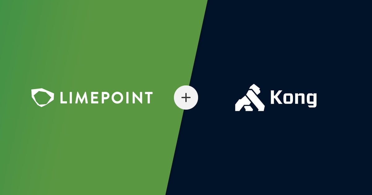 LimePoint and Kong Announce Partnership