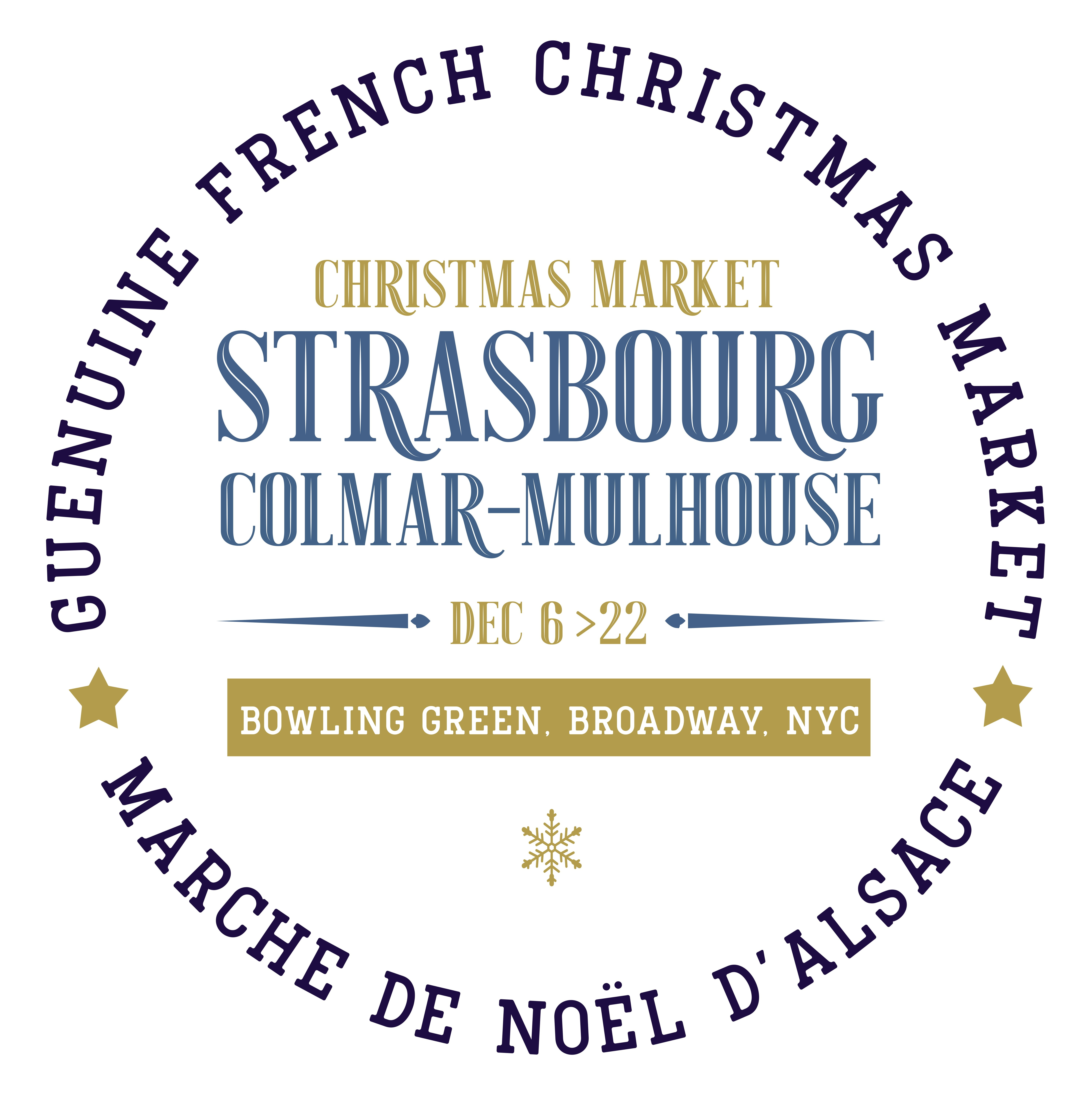 Strasbourg & Alsace Bring Genuine French Christmas Magic to New York City