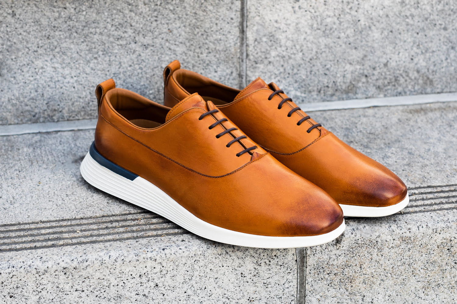 Wolf & Shepherd Takes on 'Business Casual' With All-New Dress Shoe: The Crossover
