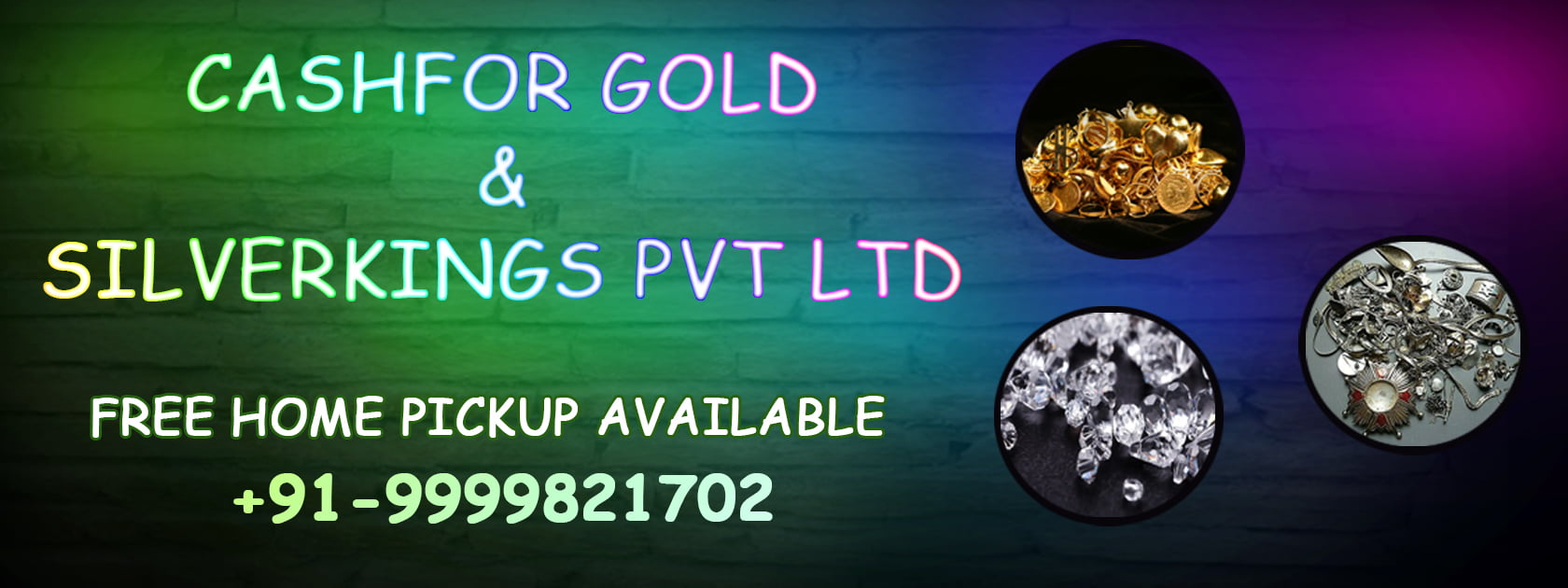 Cash For Gold and Silverkings Outlets And Locations in Delhi NCR