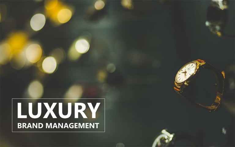 An insight into luxury brand management