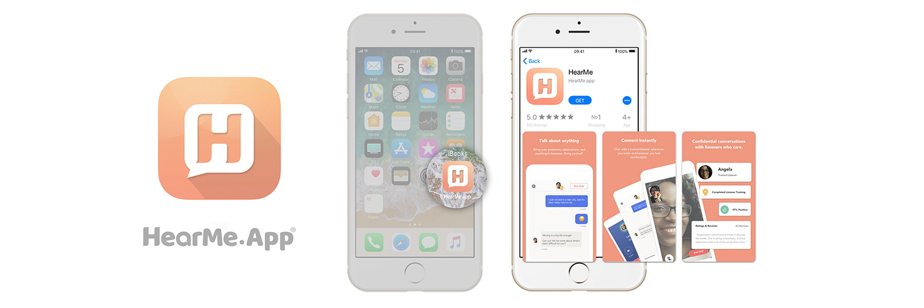 HearMe Launches Emotional Wellness Mobile App