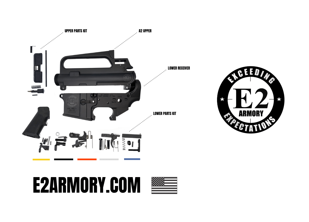 E2 Armory Explodes Onto Gun Market With High-Caliber Quality at Aggressive Pricing