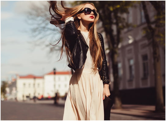 Maxi Dresses Take You From Summer to Fall