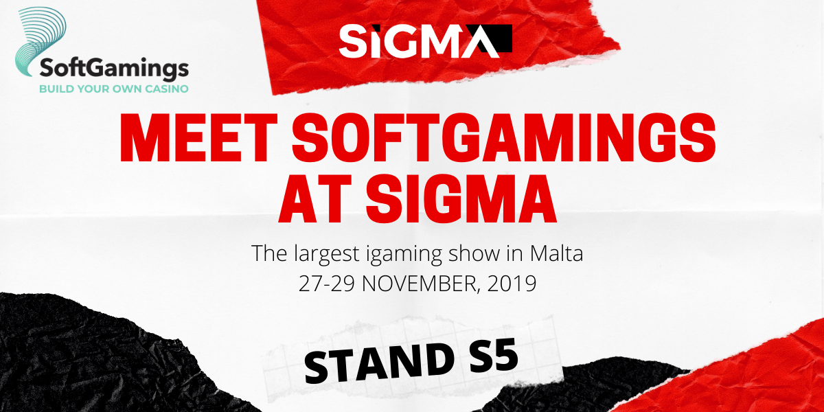 SoftGamings Attending SiGMA'19