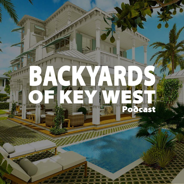 Key West Gets a New Voice With the Backyards of Key West Podcast