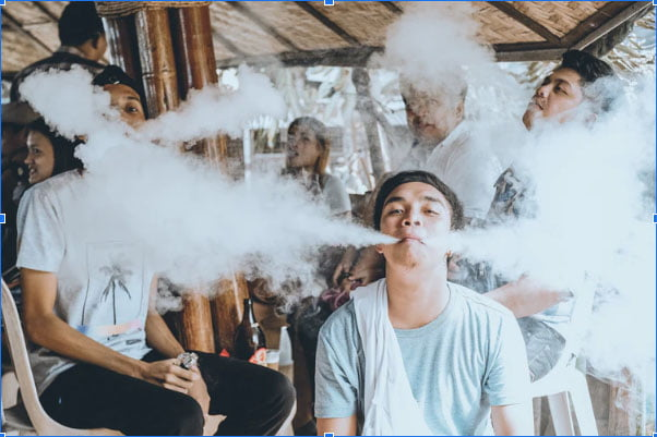How Much Vaping is Too Much?