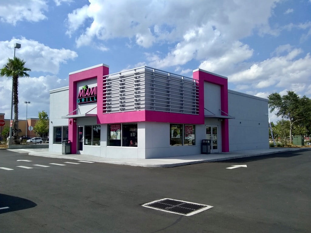 Miami Grill® Looking to Expand in Jacksonville Market