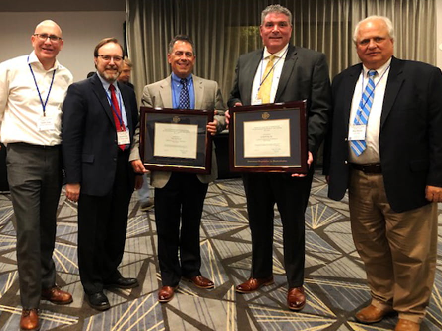 Awards for Leadership in the Implementation of ISO 8000 – the International Standard for Data Quality – Presented to Fortune List Organizations and Key Resource Personnel