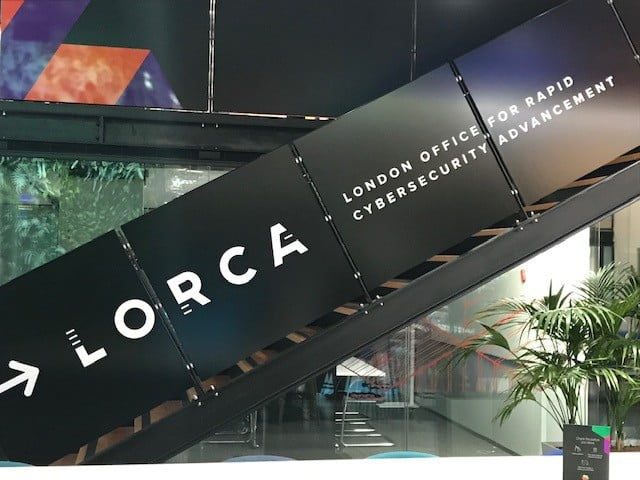 Acreto Security Selected for UK Government's LORCA Program