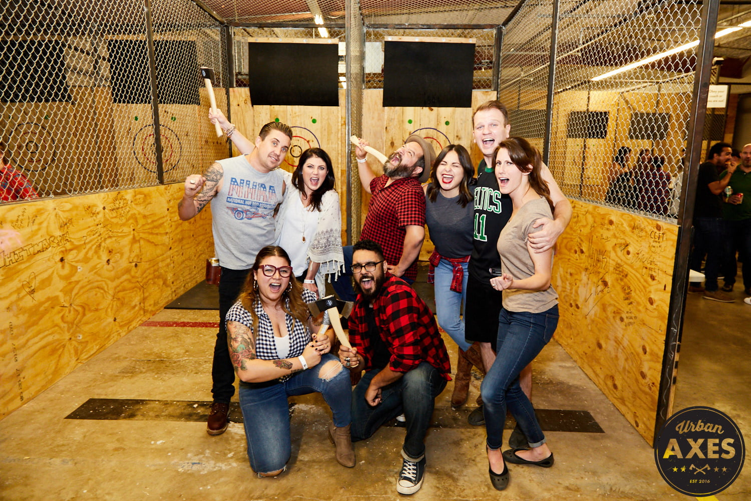The Year of Axe Throwing: Urban Axes Expands National Footprint, Fueling Significant Growth for 2020