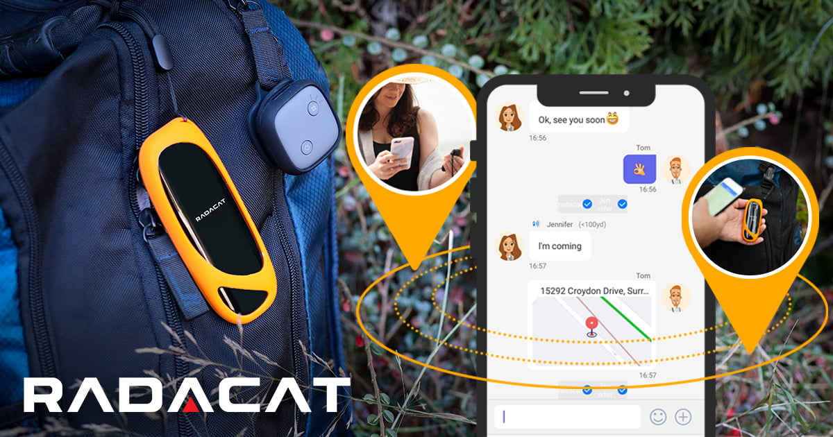 RADACAT Releases the World's Most Advanced, Off-Grid, Long-Range GPS Tracker and Communication Device