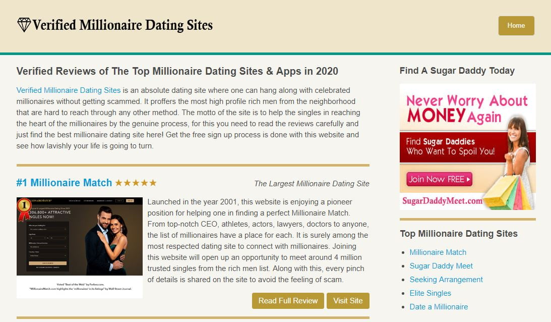 How Millionaire Dating Change Your Lifestyle?