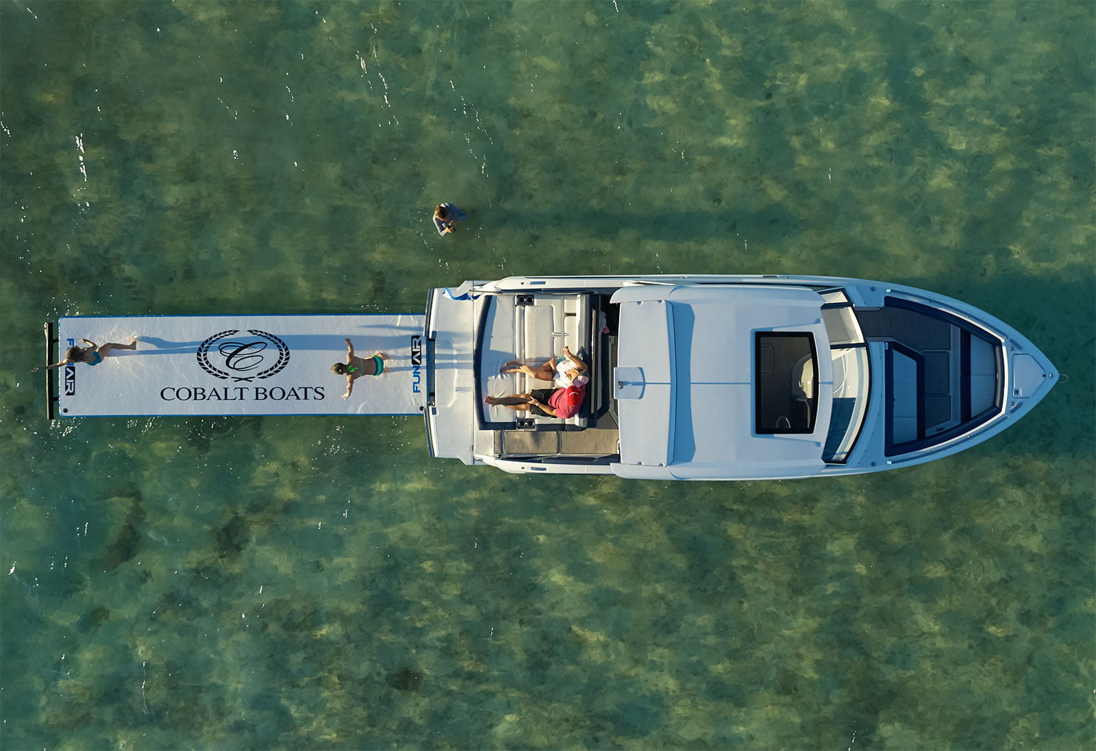 Cobalt Boats Launches Innovative A29