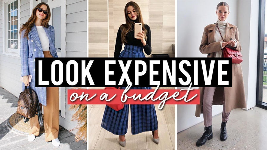 Fashion Hacks to Look Expensive on a Budget