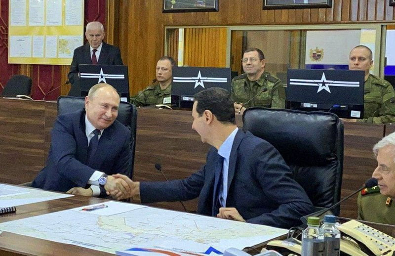 Russia's Changing Role in Syria