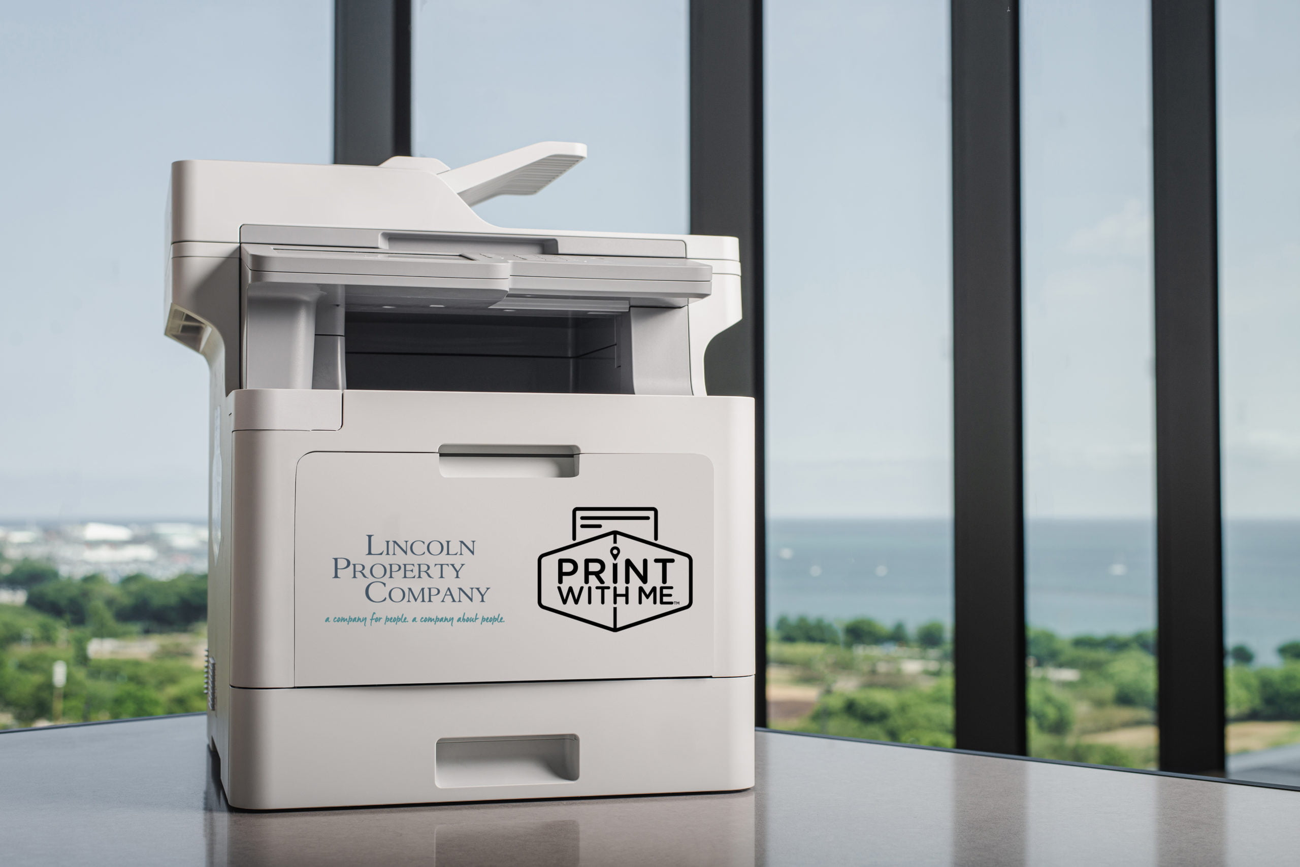PrintWithMe Announces National Partnership With Lincoln Property Company