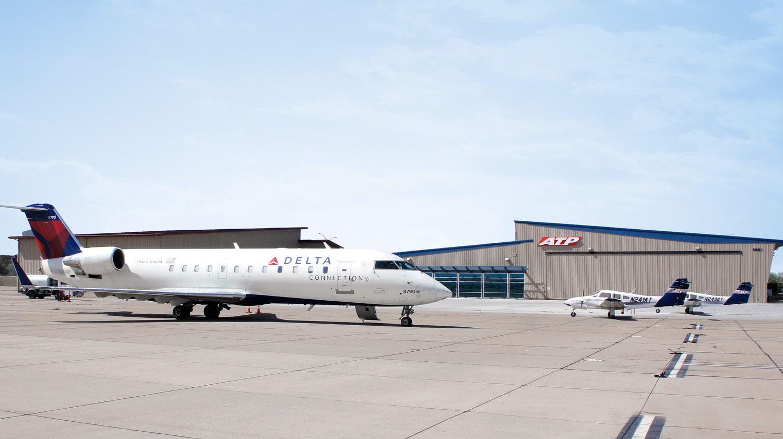 ATP Flight School Becomes Endeavor Air Student to Endeavor Pilot (STEP) Program Academy Partner