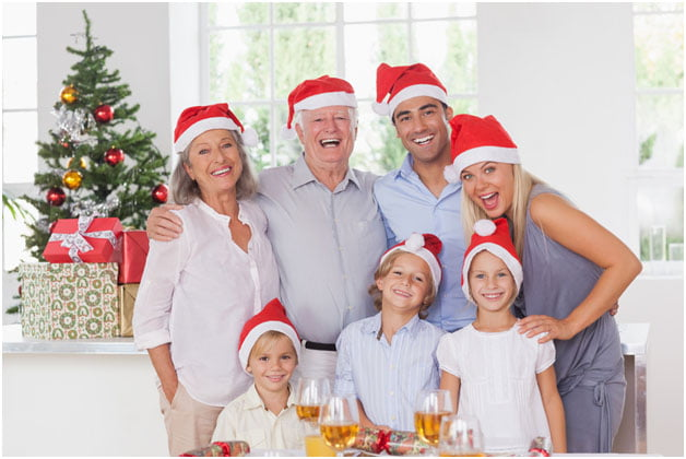 3 Holidays Tips to Get the Perfect Family Christmas Card Photos