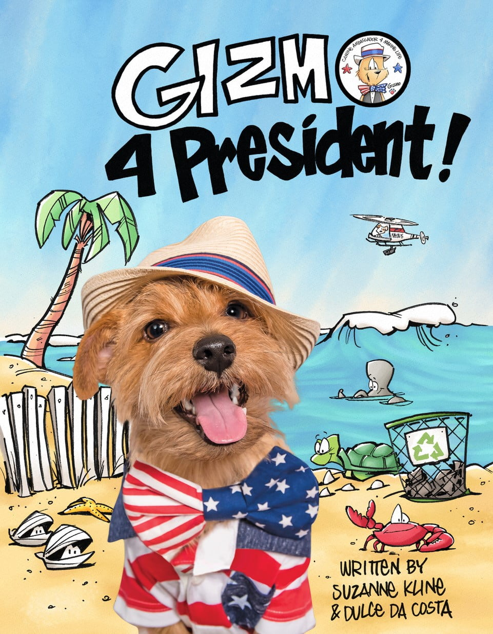 'Gizmo 4 President!' is a New Children's Election-Themed Book