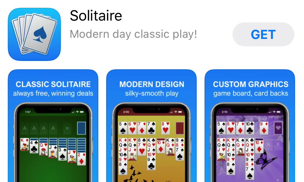 Solebon is GUILTY! – of Releasing New Silky-Smooth Solitaire Game for iOS