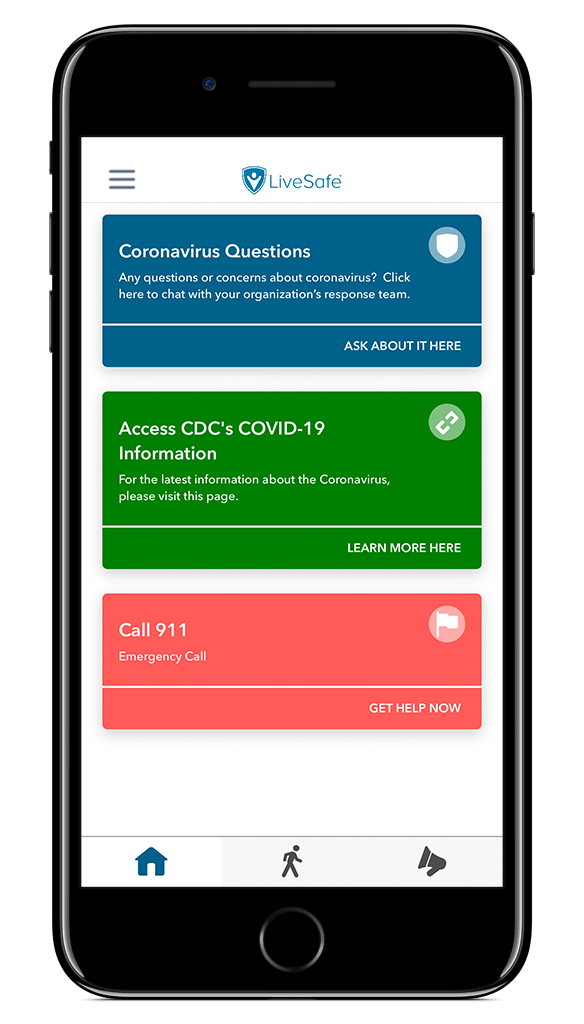 LiveSafe Makes Free Version of Industry-Leading Safety App Available for Battle Against COVID-19
