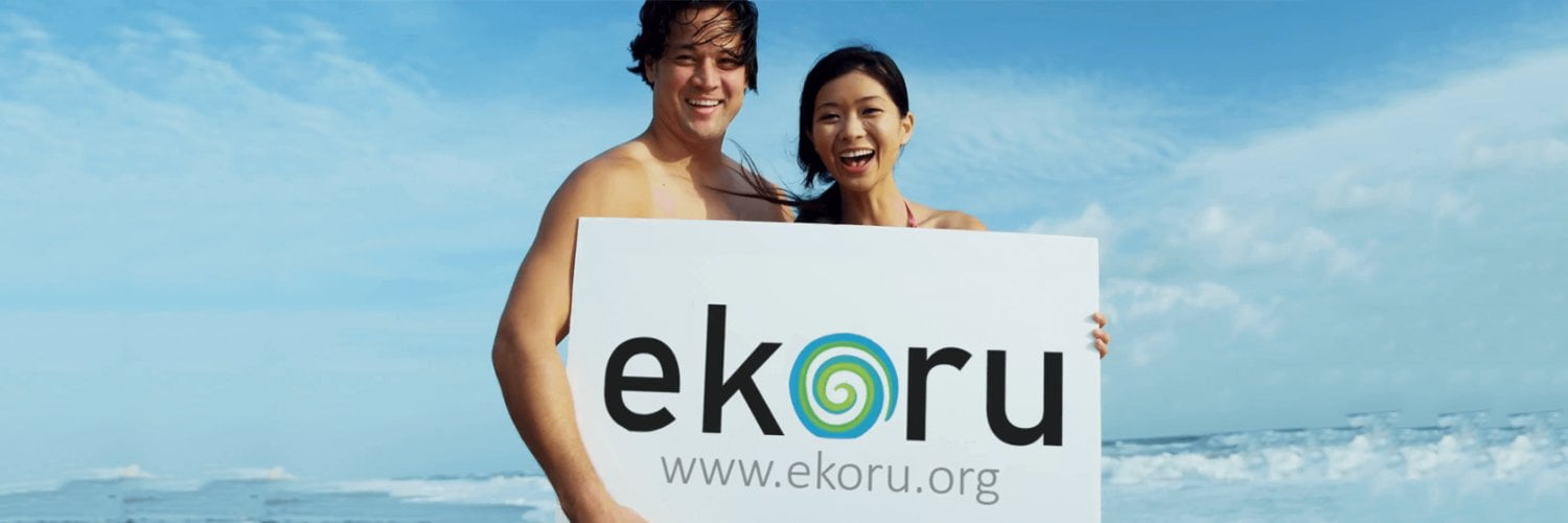 Ekoru, a Search Engine That Lets Users Clean and Reforest Oceans With Every Search