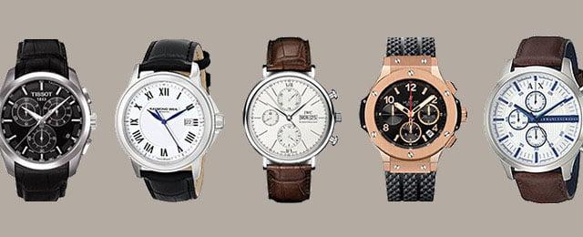 Four Classic Watch Brands in 2020 For Gentlemen