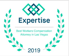 Benson & Bingham Named Best Workers' Compensation Attorney in Las Vegas on Expertise.com