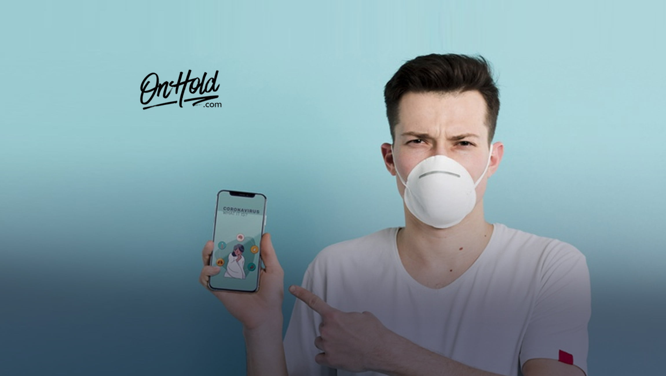 Public Health Emergency On-Hold Messaging Offered for Free to Overwhelmed Businesses by onhold.com