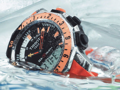 Most Popular Tissot Waterproof Watches