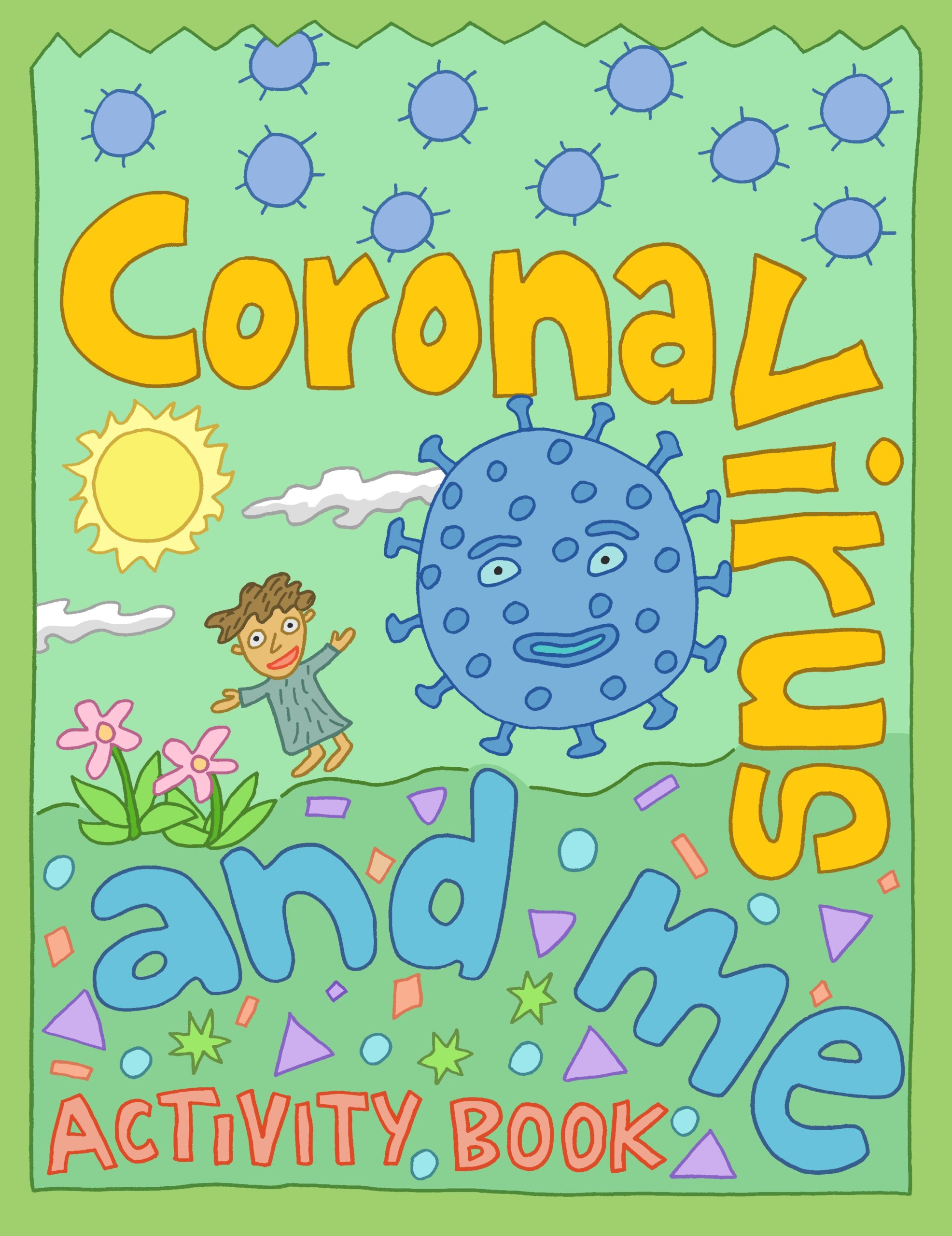 'Coronavirus and Me' Activity Book for Families: Free to Read Online