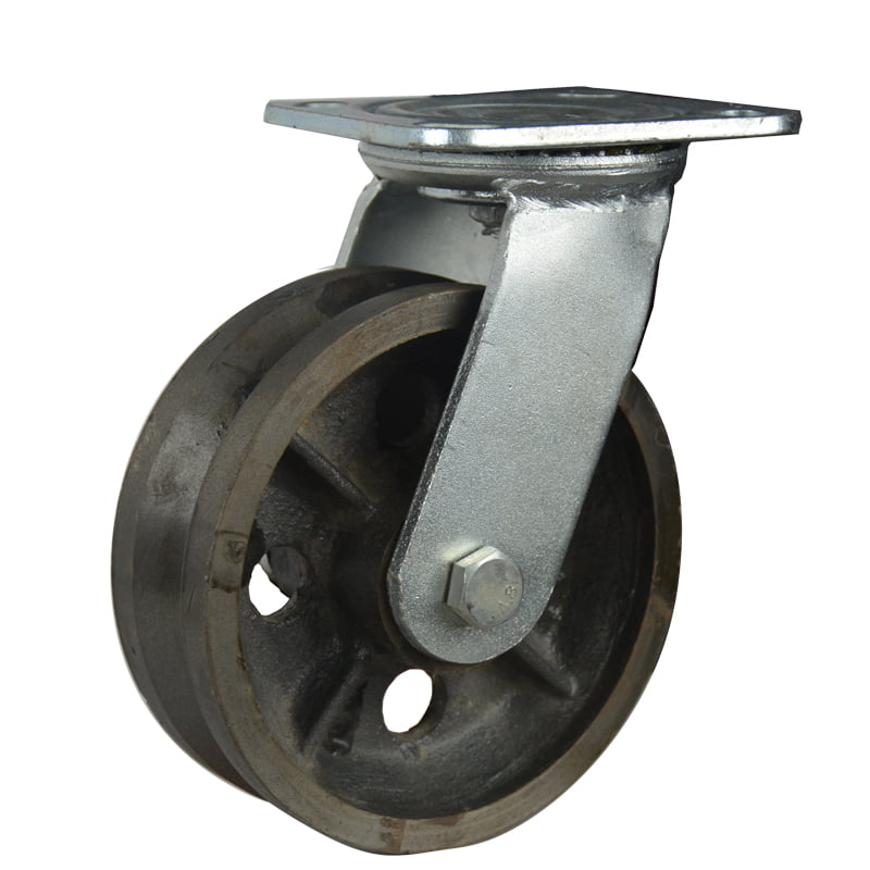 Cast Iron Casters Stand the Test of Time – YTCASTER