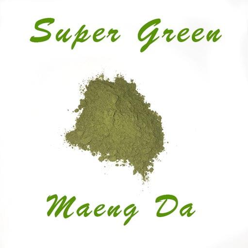 Green Maeng Da Kratom effects