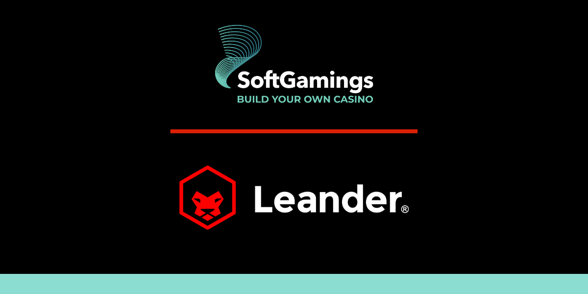 SoftGamings and Leander Team Up