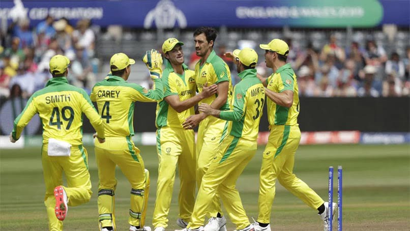 First World Cup Title the Focus for Australia's Cricketers