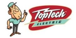 "TopTech Electric Remains Open as ""Essential,"" Shares Safety Steps"