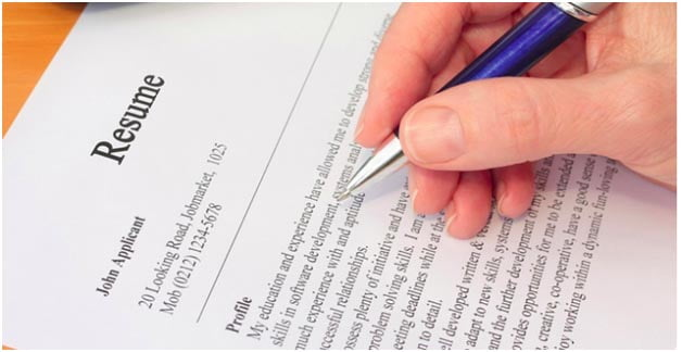 Professional resume tips for successful people