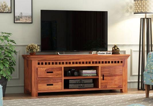 What are the Key Benefits of Buying a Wooden TV Stand?