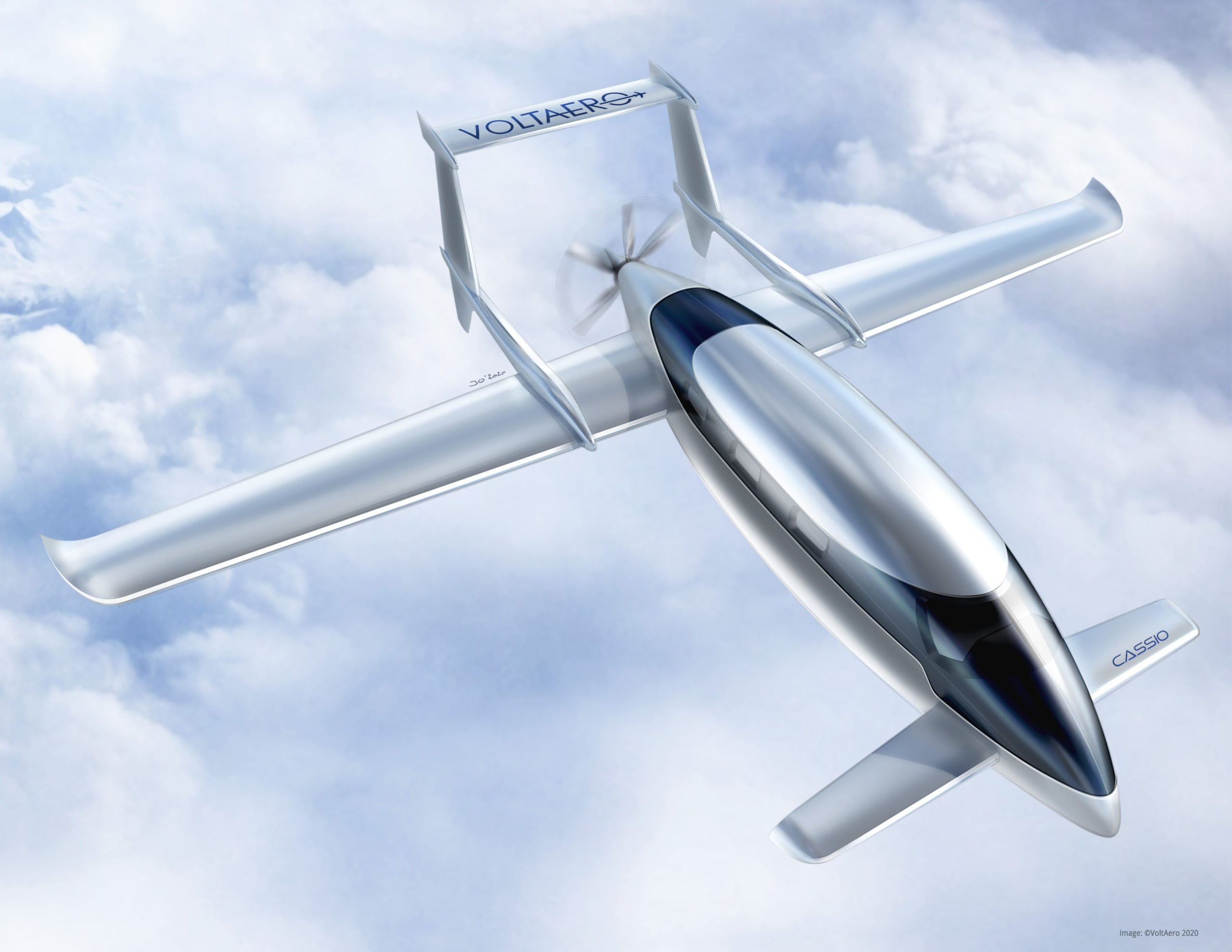 VoltAero Opens a New Era in Electric Aviation With the Unveiling of Its Production-Version Cassio Hybrid-Electric Aircraft