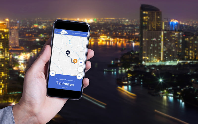FieldAware Partners With Localz to Uberize the Day of Service for Customers