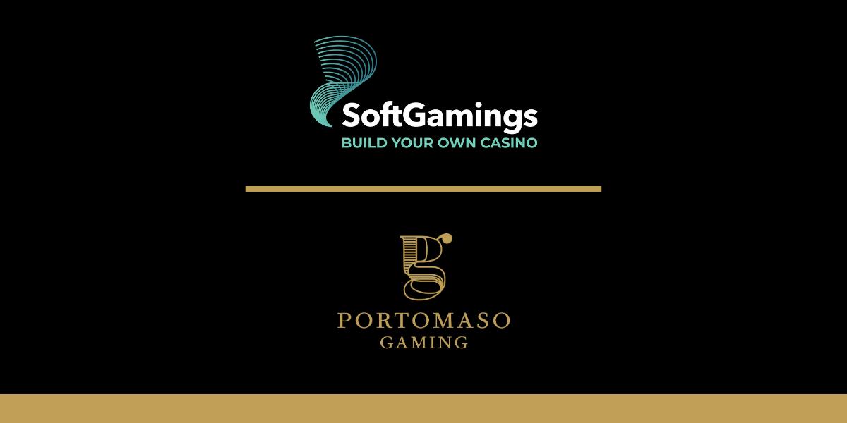 SoftGamings and Portomaso Partnership Marks a New Gaming Chapter