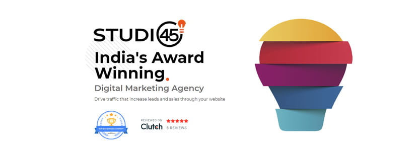 Studio45 Supports Startup Businesses With Digital Marketing Outsourcing