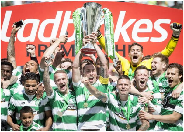 SPFL Crown Celtic As Champions