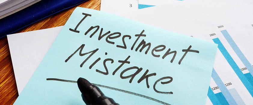 Common Stock Investing Mistakes to Avoid as a Beginner